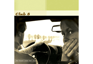 Club 8 - The Friend I Once Had (+Bonustracks) - (CD)