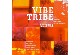 Vibe Tribe - Views - (CD)
