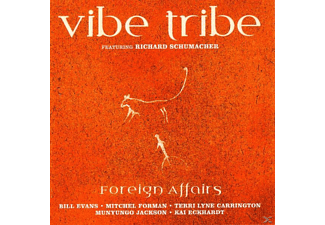 Vibe Tribe - Foreign Affairs - (CD)