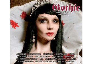 VARIOUS - Gothic Compilation 49 - (CD)