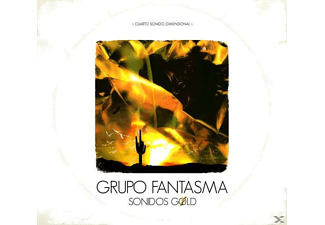 Grupo Fantasma - Sonidos Gold - (CD)