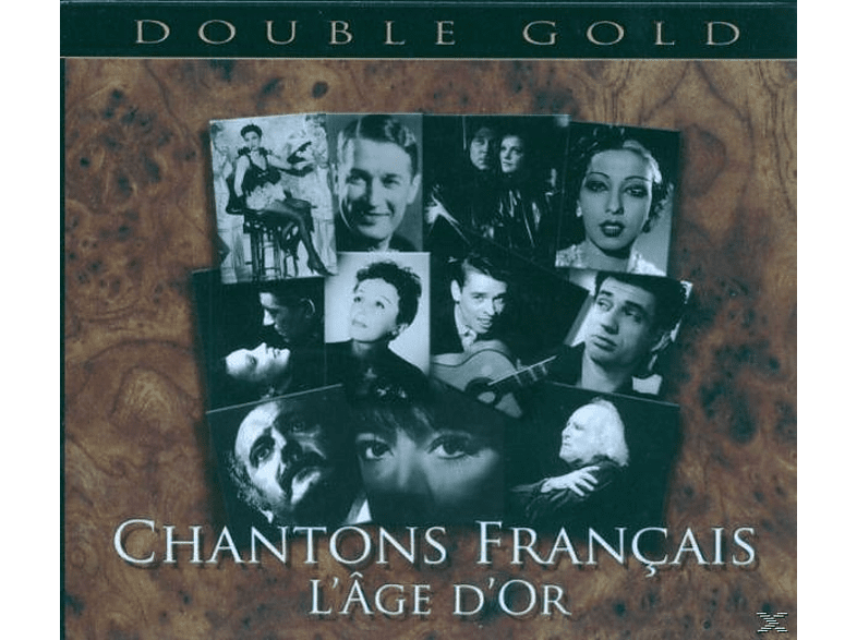 VARIOUS - Chantons Francais L Age D Or [CD]