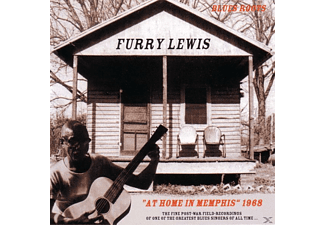 Furry Lewis - At Home In Memphis - (CD)