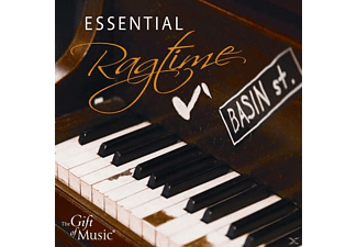 Souter/Shields - Essential Ragtime - (CD)