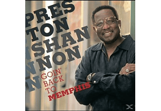 Preston Shannon - Goin' Back To Memphis - (CD)