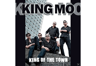 King Mo - King Of The Town - (CD)