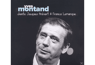 Yves Mont - Montand Chante Prevert & Lemarque - (CD)
