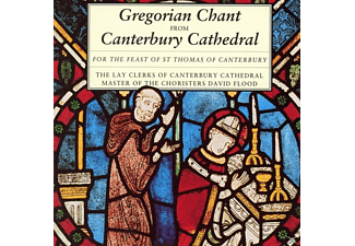 Lay Clerks Of Canterbury Cathedral - Gregorian Chant for the Feast of St Thomas - (CD)