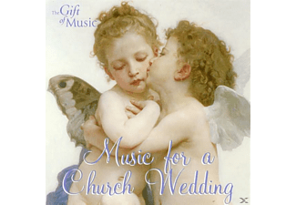 M. Souter - Music for a Church Wedding - (CD)