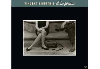 Vincent Courtois - L'Imprevu - (CD)