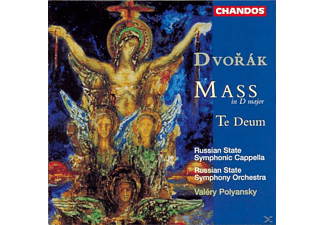 Polyansky So, Polyansky Russ.state Sk & So - Mass op.86/Te Deum op.103 - (CD)