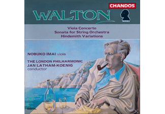 IMAI/LONDON PHILHARMONIC ORCHESTRA, IMAI/LATHAM-KöNIG/LPO - VIOLAKONZERT/VARIATIONS ON A - (CD)
