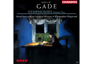 Hogwood, Hogwood/Danish Nat.Radio Symp. - Symphonies Vol.2 - (CD)
