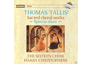 Harry Christophers, Sixteen,The/Christophers,Harry - Sacred Choral Works - (CD)