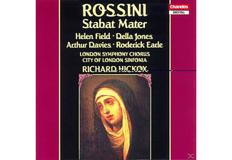 DAVIES/JONES/FIELD/EARLE/CITY OF LO, Hickox/CLS - Stabat Mater - (CD)