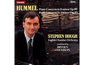 Stephen Hough, English Chamber Orchestra - Klavierkonzerte A-moll/H-moll - (CD)
