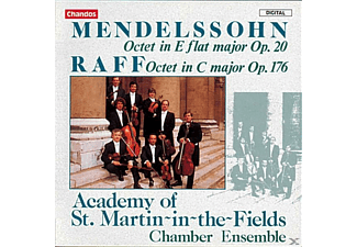Academy of St. Martin in the Fields Chamber Ensemble, Academy Of St.Martin-In-The-Fields - Oktett Für Streicher/+ - (CD)