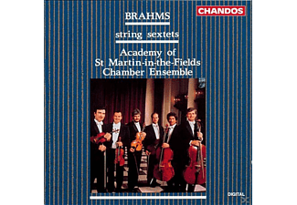 Academy Of St.Martin-In-The-Fields - Streichsextette 1+2 - (CD)
