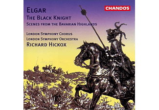 Richard Hickox, Richard/lso & Chorus Hickox - The Black Knight,op.25/+ - (CD)