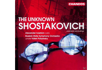 Ivashkin, Ivashkin/Polyansky/SRUSS - The Unknown - (CD)