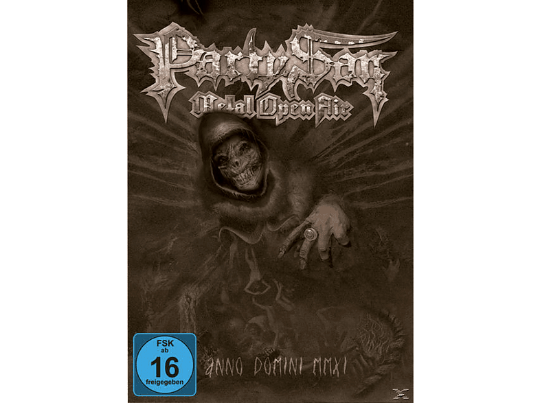 VARIOUS - Party. San Metal Open Air 2011 [DVD]