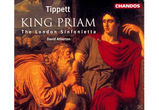 Allen/Tear/Hall/Atherton/LSI/+ - King Priam - (CD)