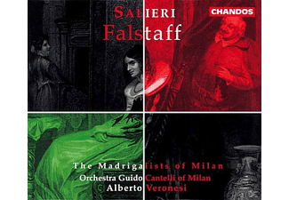Madrigalists O.Milan, Veronesi/Madrigalists O.Milan/ - Falstaff (GA) - (CD)