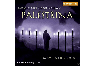 Musica Contexta - Music For Good Friday - (CD)