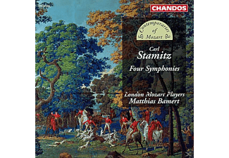 "London Mozart Players, Matthias & Lmp Bamert - Symphony In D Major ""La Chasse""/Symph. - (CD)"