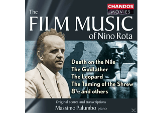Massimo Palumbo - The Film Music Of Nino Rota - (CD)
