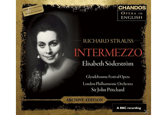VARIOUS, Glyndebourne Festival Opera, The London Philharmonic Orchestra - Intermezzo - (CD)