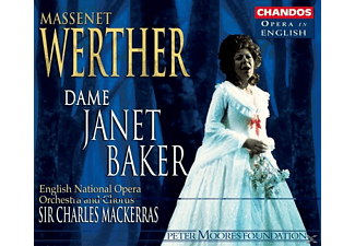 Mackerras, Baker, English National Opera Or.& Chorus, Baker/Mackerras/English National Opera Or.& Chorus - Werther (GA) - (CD)