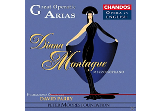 Diana Montague, Philharmonia Orchestra - Great Operatic Arias Vol.2 - (CD)