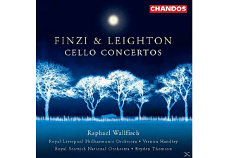 Raphael Wallfisch - Cello Concertos - (CD)