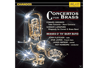 Besses O' Th' Barn Band - Concertos For Brass - (CD)