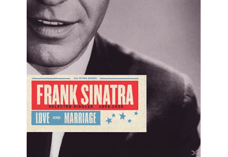 Frank Sinatra - Love And Marriage - (CD)