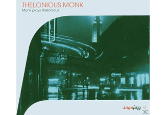 Thelonious Monk - Monk Plays Thelonious - (CD)