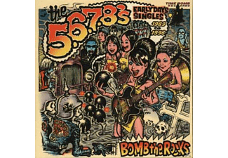 The 5.6.7.8's - Bomb The Rocks: Early Days Singles - (Vinyl)