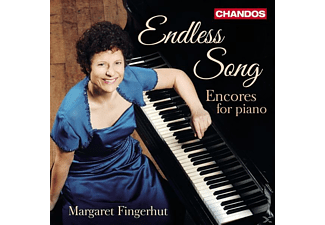 Margaret Fingerhut - Endless Song-Klavierwerke - (CD)
