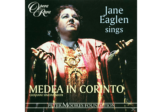 EAGELN/MILES/FORD/PHILHARMONIA ORCH, Jane/ford/kenny/miles/+ Eaglen - Jane Eaglen Sings Medea In Corinto - (CD)