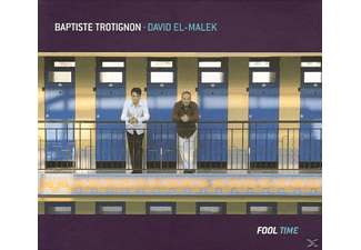 David El-malek - Fool Time - (CD)