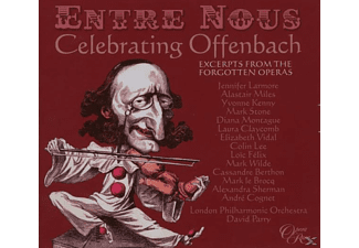 VARIOUS - Entre Nous - Celebrating Offenbach - (CD)