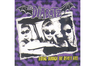 As Diabatz - Riding Through The Devil's Hill - (CD)