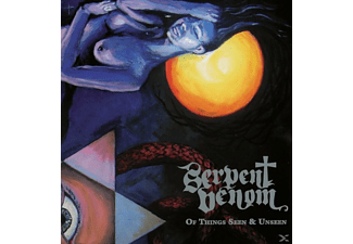 Serpent Venom - Of Things Seen and Unseen - (CD)