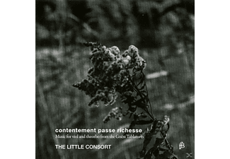Little Consort - Contentement passe Richesse - (CD)