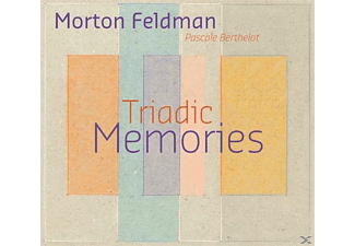 Pascale Berthelot - Triadic Memories - (CD)