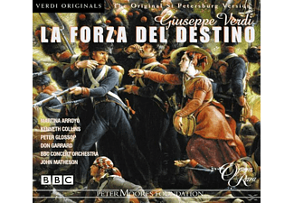 ARROYO/COLLINS/COSTA/BBC CONCERT OR, Arroyo/Collins/Glossop/Matheson - La Forza Del Destino (Fassung St.Petersburg) - (CD)