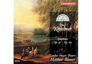 London Mozart Players, Matthias & Lmp Bamert - Contemporaries Of Mozart Vol.2 - (CD)