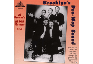 VARIOUS - Vol.2, Brooklyn S Doo Wop Soun - (CD)