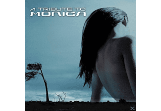 VARIOUS - Tribute To Monica - (CD)